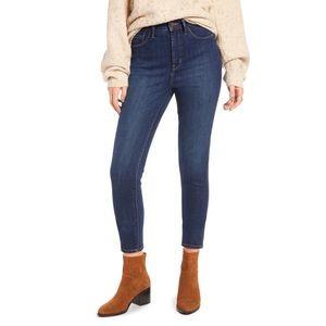 Treasure & Bond Charity High-Rise Skinny Jeans 28